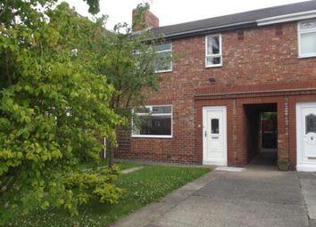 Thumbnail 3 bedroom terraced house for sale in Kepier Crescent, Durham, Durham