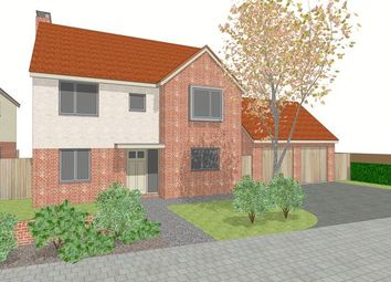 Thumbnail 4 bed detached house for sale in East Way, Drayton, Abingdon