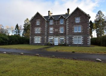 Thumbnail 2 bed flat for sale in Tuke Lodge, Murthly