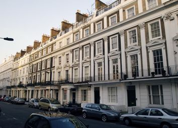 Thumbnail 3 bed flat to rent in Devonshire Terrace, London