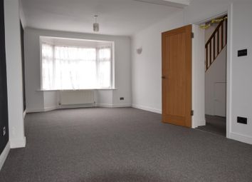 Thumbnail 3 bedroom terraced house to rent in Montpelier Gardens, Chadwell Heath, Romford