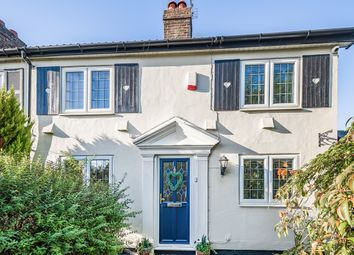 Thumbnail End terrace house for sale in Silver Lion Cottages, Lilley