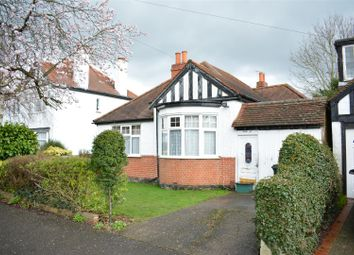 Thumbnail 3 bed detached bungalow for sale in Whitehorse Drive, Epsom
