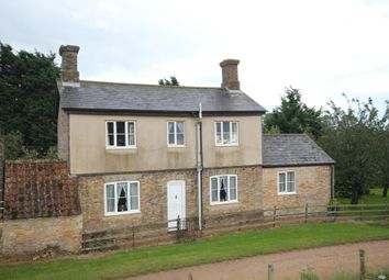 Thumbnail 4 bed detached house for sale in Adventurers Drove, Pymoor, Ely