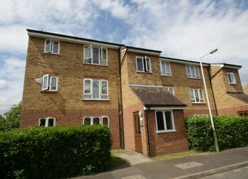 Thumbnail 1 bed flat to rent in Frazer Close, Romford