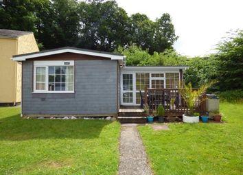 Thumbnail 2 bed mobile/park home for sale in Glan Gwna, Caernarfon, Gwynedd