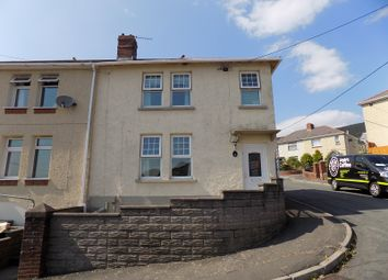 Thumbnail 3 bed semi-detached house for sale in Brynbryddan, Cwmavon, Port Talbot, Neath Port Talbot.