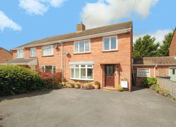 Thumbnail 3 bed semi-detached house for sale in Hawkins Way, Wootton, Abingdon
