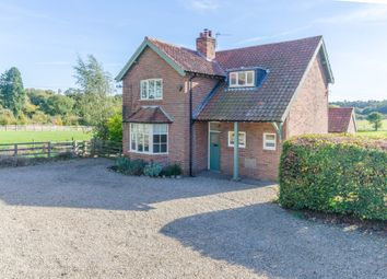 Thumbnail 3 bed detached house to rent in Sand Hutton, York