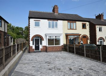 Thumbnail 3 bed semi-detached house for sale in Nottingham Road, Somercotes, Alfreton, Derbyshire