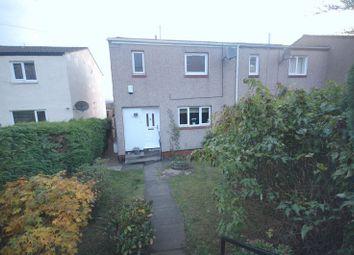 Thumbnail 3 bed terraced house for sale in Kaimes Avenue, Kirknewton