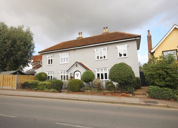 Thumbnail 5 bed detached house to rent in High Street, Earls Colne, Colchester