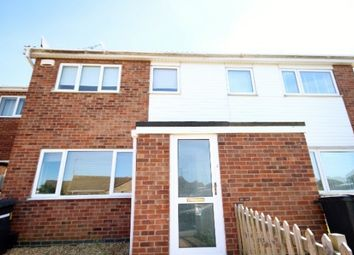 Thumbnail 3 bed terraced house to rent in Gleneagles Close, Kettering