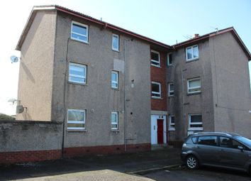 Thumbnail 1 bed flat for sale in Towie Place, Uddingston, North Lanarkshire