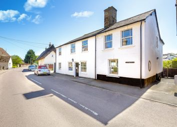 Thumbnail 2 bed semi-detached house for sale in West End, Ashwell, Baldock