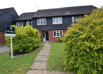 Thumbnail 3 bed terraced house for sale in High Street, Barkway, Royston