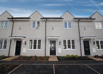 Thumbnail 2 bed terraced house to rent in Holland Drive, Pinhoe, Exeter