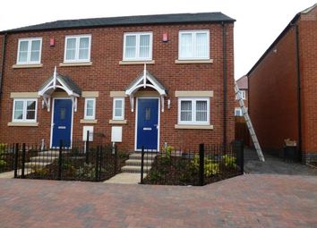 Thumbnail 3 bed semi-detached house to rent in Soar Close, Belper