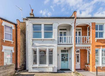 Brownlow Road, London N11. 4 bed semi-detached house for sale