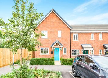 Thumbnail 3 bed end terrace house for sale in Habberfield, Tidworth