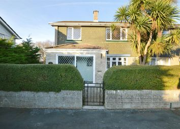 Thumbnail 3 bed end terrace house for sale in Ashery Drive, Hooe, Plymouth, Devon