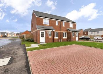 Thumbnail 3 bed semi-detached house for sale in Boghall Drive, Bishopton, Renfrewshire