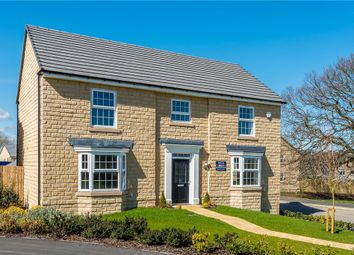 Thumbnail 5 bedroom detached house for sale in Grange Park, Hampsthwaite, Harrogate