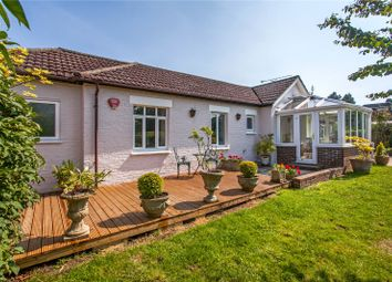 Thumbnail 3 bed detached bungalow for sale in Manor Road, Twyford, Winchester, Hampshire