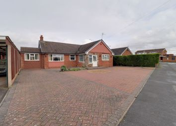 Thumbnail 3 bedroom detached bungalow for sale in Kennedy Way, Trinity Fields, Stafford