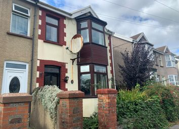 Thumbnail 3 bed terraced house for sale in Belle Vue Terrace, Treforest, Pontypridd