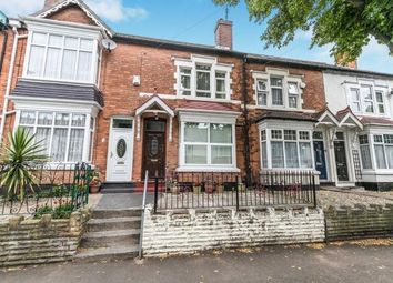 3 bed terraced house for sale in Frances Road, Erdington, Birmingham, West Midlands B23