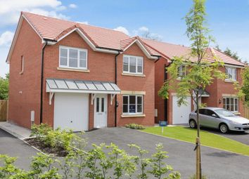 Thumbnail 4 bed detached house to rent in Boreay Close, Middlewich
