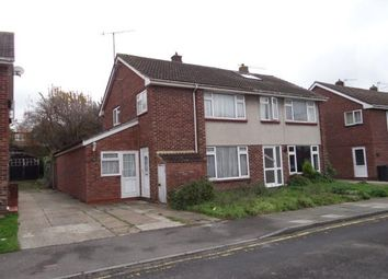 Thumbnail 4 bed semi-detached house for sale in College Road, Canterbury, Kent
