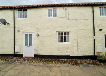 Thumbnail 1 bed terraced house to rent in Porters Vaults, Chapel Street, Thirsk