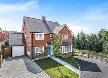 Thumbnail 5 bed detached house for sale in Corner Farm Close, Flimwell, Wadhurst