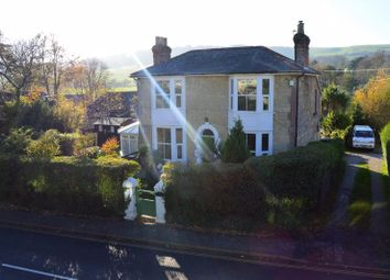 St. Johns Road, Wroxall, Ventnor PO38. 4 bed detached house for sale