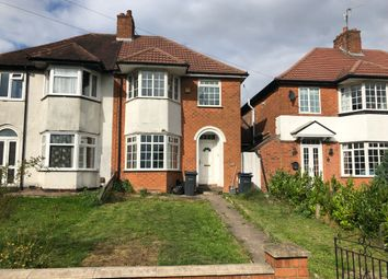 Thumbnail 3 bed semi-detached house to rent in Ridgacre Road, Quinton, Birmingham