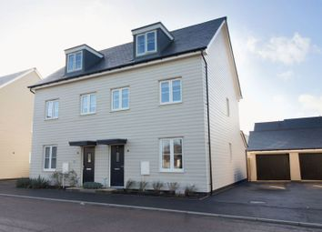 Thumbnail 3 bed semi-detached house for sale in Combe Bank, Lindthorpe Way, Brixham