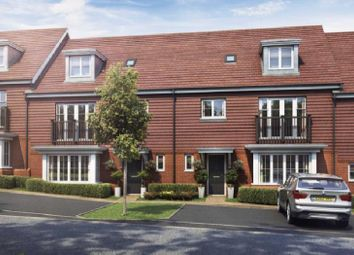Thumbnail 4 bed terraced house to rent in Swallowtail Grove, Frimley, Camberley