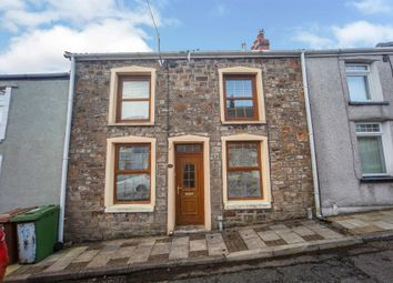 Thumbnail 2 bed terraced house for sale in Station Street, Pontlottyn, Bargoed