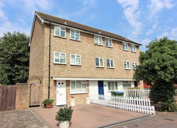 Thumbnail 3 bed end terrace house for sale in Grove Road, East Molesey