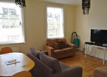 Thumbnail 4 bedroom flat to rent in Blythe Road, London