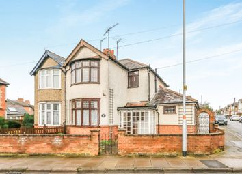 Thumbnail 3 bed semi-detached house for sale in Brookland Road, Abington, Northampton