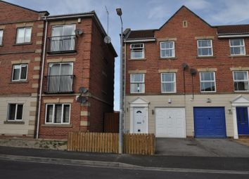 Thumbnail 3 bedroom terraced house for sale in Lock Keepers Court, Victoria Dock, Hull