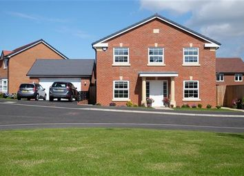 Thumbnail 4 bedroom detached house for sale in Redwood Drive, Blackpool