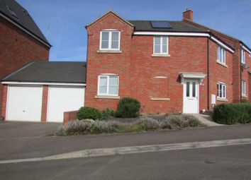 Thumbnail 3 bed end terrace house for sale in Avon Rise, Rushden
