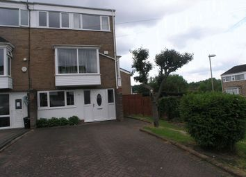 Thumbnail 5 bedroom terraced house for sale in Honeybourne Road, Halesowen
