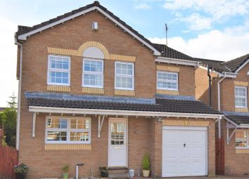 Thumbnail 4 bed detached house for sale in Woodlands Crescent, Johnstone