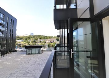 Thumbnail 1 bed flat for sale in Bayscape Cardiff Marina, Watkiss Way, Cardiff
