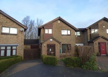Thumbnail 3 bed detached house for sale in Medeswell, Furzton, Milton Keynes, Buckinghamshire